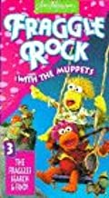 Fraggle Rock - The Fraggles Search & Find VHS