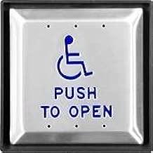Handicap Door Push Button Wired Model
