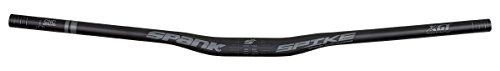 Spank Spike 777 FR Bearclaw Signature Bar, XGT, mm 31.8 mm Lenker, Black/Stealth Grey, 15 mm