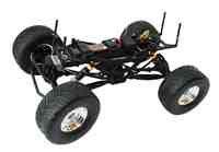 RC Auto kaufen Crawler Bild 2: DF Models RC Elektro 1:10 XXL DF-4 Crawler XXL RTR*