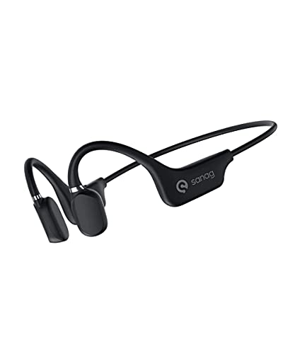 骨伝導ヘッドホン Bluetooth イヤホン ワイヤレスイヤホン ブルートゥース イヤホン オープンイヤー IP67防水防塵 汗/雨に強い コードレスイヤホン 軽量 ランニング スポーツ 耳掛け式イヤホン 6時間連続再生 Hi-Fi高音質 ノイズキャンセ