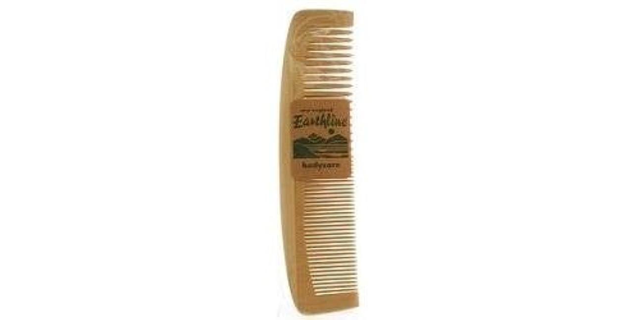 知人習熟度偽物Earthline: Wooden Comb Large 602 [並行輸入品]