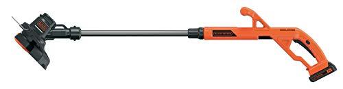BLACK+DECKER ST182320-QW Tagliabordi a Batteria Litio 18V-2Ah, Taglio 25cm