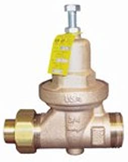 Apollo Conbraco 36LF Series 3/4 in. Bronze Double Union Pressure Reducing Valve
