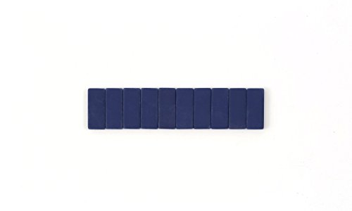 Blackwing Replacement Erasers - 10 Count (Blue)