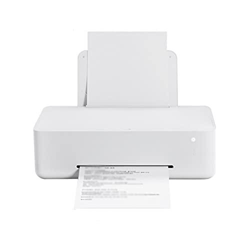 WJYZYHM Stampante Laser - all-in-One, Wireless/USB 2.0, Stampante/Scanner/fotocopiatrice/fax, Stampa Fronte/Retro, Stampante A4, Piccola Stampante per Ufficio/Home Office