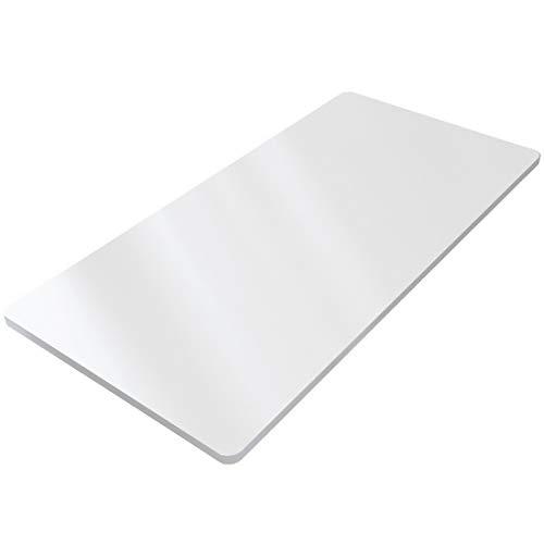 FLEXISPOT Tablero para Escritorio Electrico con Altura Regulable,Color de Blanco,140x70cm
