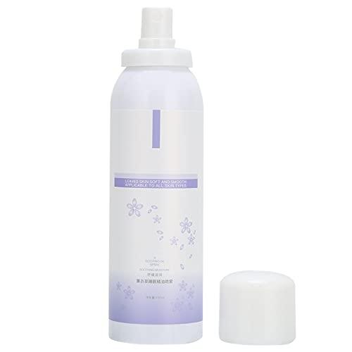 Brrnoo Spray aromático de Lavanda 100 ml, Almohada de Lavanda Relajante y Relajante en Spray Aceite de Lavanda Natural Puro para una Buena Noche