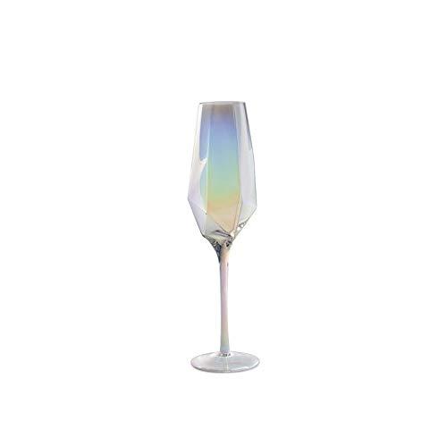 Hervit Box 2 Bicchieri FLUT 8X30CM Galaxy
