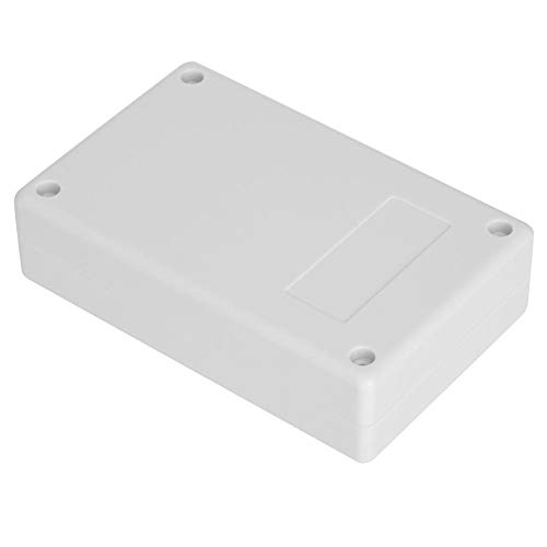 Cajas de Terminales, 125x80x35mm Caja de Proyecto Electrónico a Prueba de Agua Placa de Circuito Impreso Antiestática Caja de Conexión de Cableado de Caja de Plástico para Interior Eléctrico Exterior