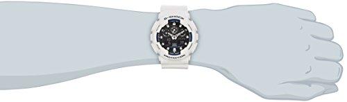 『[カシオ] 腕時計 ジーショック GA-100B-7AJF ホワイト』の4枚目の画像
