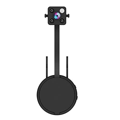 Cámara WiFi Oculta de 2K, Niñera inalámbrica con grabación de Video, actualización de la visión Nocturna/detección de Movimiento, cámara de Seguridad con aplicación de teléfono Celular para el monit