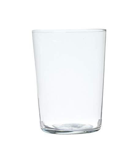 Excelsa New York Set 6 Bicchieri Acqua, Vetro, Trasparente