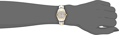 Citizen Eco-Drive Women's EW1824-57D Regent Diamond-Accented Watch