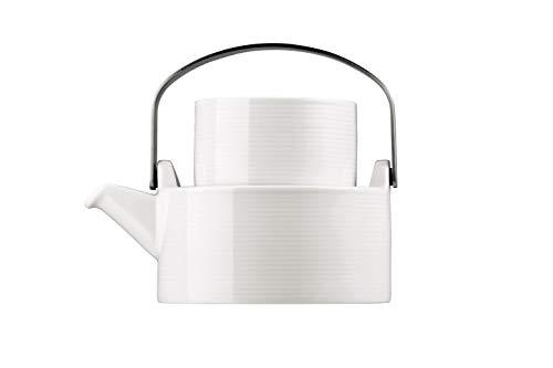 Thomas' Loft - Teekanne 1 P./4-TLG, Weiß