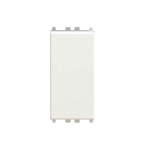 4Box, Uniko, Comando Multifunzione, Compatibile con Bticino Matix, Bianco