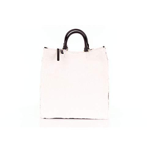 Jil Sander Luxury Fashion Damen JSPN850216WHITE Weiss Leder Handtaschen | Jahreszeit Outlet