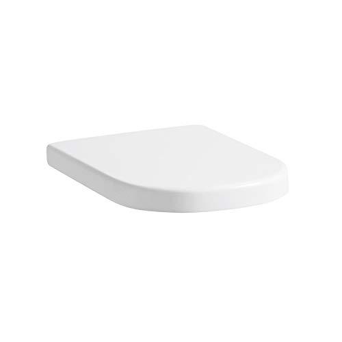 Laufen LB3 WC-Sitz modern/Design, mit Deckel, abnehmbar, mit Absenkautomatik, weiß