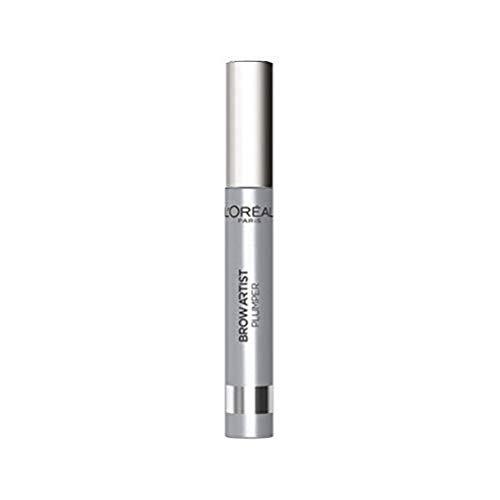 L'Oréal Paris Eye Brow Plumper, 5 Transparent - Augenbrauen Mascara für perfekt geformte und betonte Brauen - ultra-starker Halt - Augenbrauen Make Up mit innovativer Gel-Textur, 1er Pack