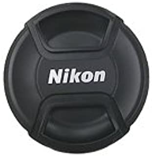 Nikon LC-58 (58mm) Snap-on Lens Cap, Black