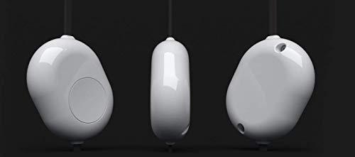 Shelly Button Knopf für Shelly 1 und Shelly 1 PM Weiß