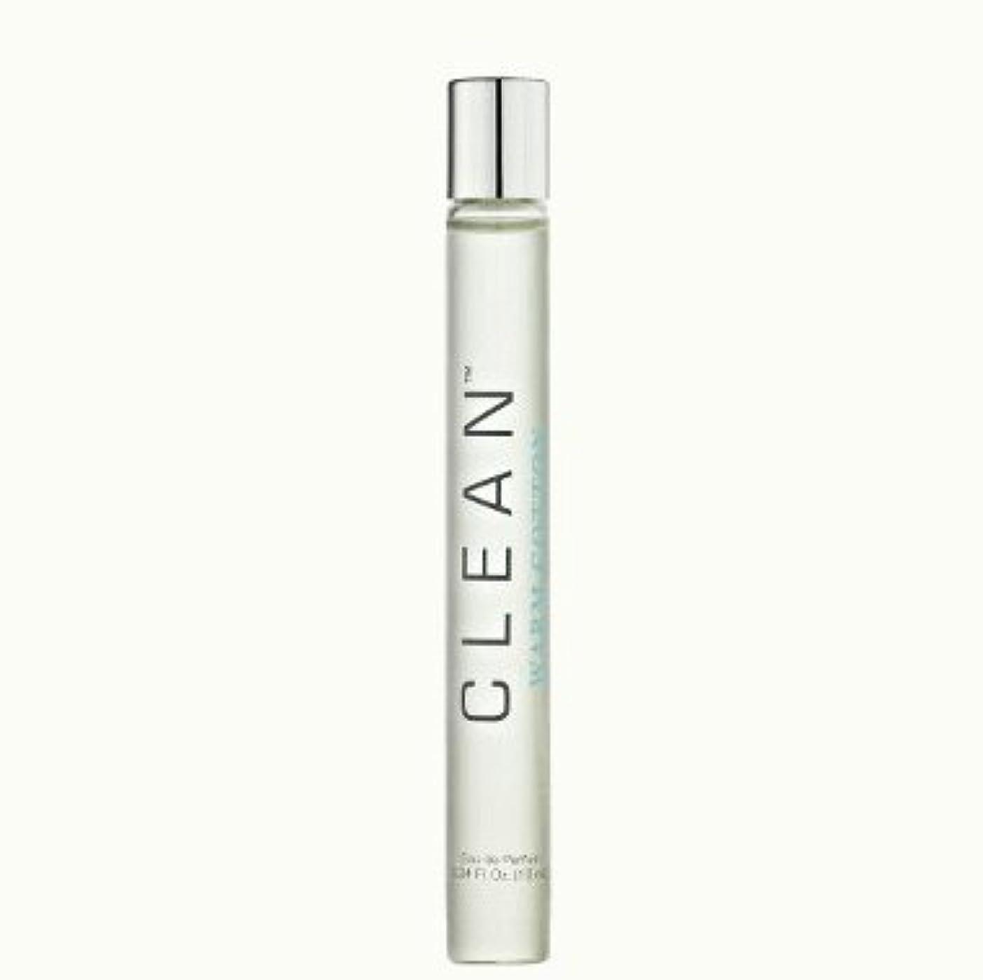 適度なインク起きているClean Warm Cotton (ウオームコットン) 0.34 oz (10ml) EDP Rollerball (ローラーボール) by Clean for Women