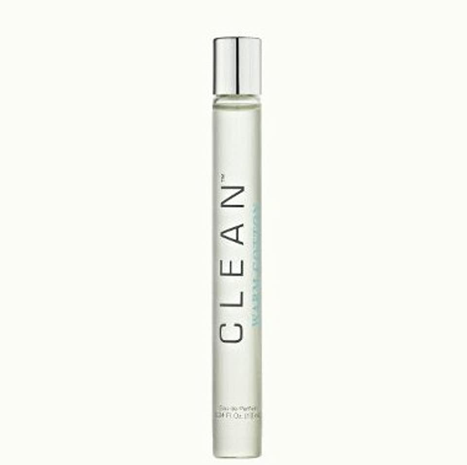 砦便利さ砦Clean Warm Cotton (ウオームコットン) 0.34 oz (10ml) EDP Rollerball (ローラーボール) by Clean for Women