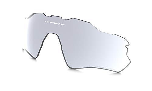 Oakley unisex adult Aoo9275ls Radar Ev Path Replacement Sunglass Lenses, Black Clear Iridium Photochromic, 35 mm US