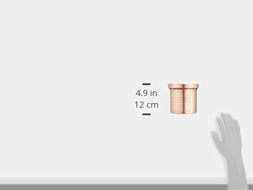 パール金属『アクアスプラッシュ日本製純銅排水口水切りカゴ』