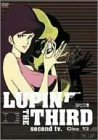 LUPIN THE THIRD second tv,DVD Disc13