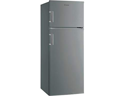 Candy CMDDS5142XH réfrigérateur-congélateur Autonome Acier inoxydable 207 L A+ - Réfrigérateurs-congélateurs (207 L, N-ST, 40 dB, 2 kg/24h, A+, Acier inoxydable)