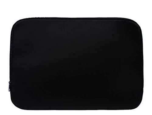 Capa de Notebook 15,6 Polegadas Várias Cores (Preta)