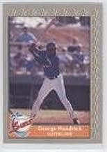 George Hendrick (Baseball Card) 1990 Pacific Senior Professional Baseball Association - [Base] #61