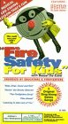 Fire Safety for Kids [VHS]