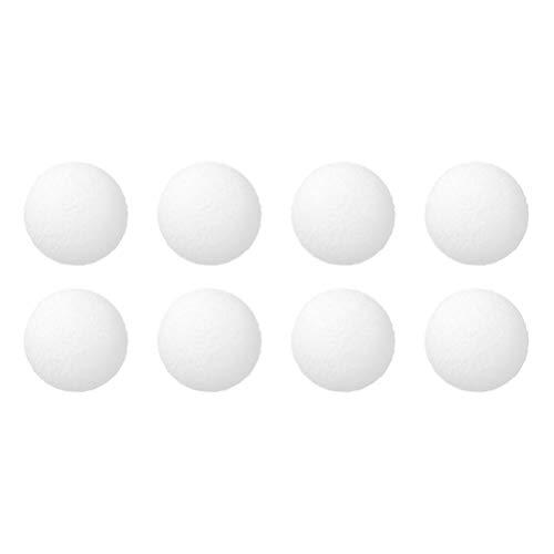 Faruxue Pool Filter Balls, Swimming Pool Cleaning Balls, Filter Balls and Filter Sand Filter System, Lightweight Durable Sponge Filter, Best for Swimming Pool, Aquarium, Fish Tank and More