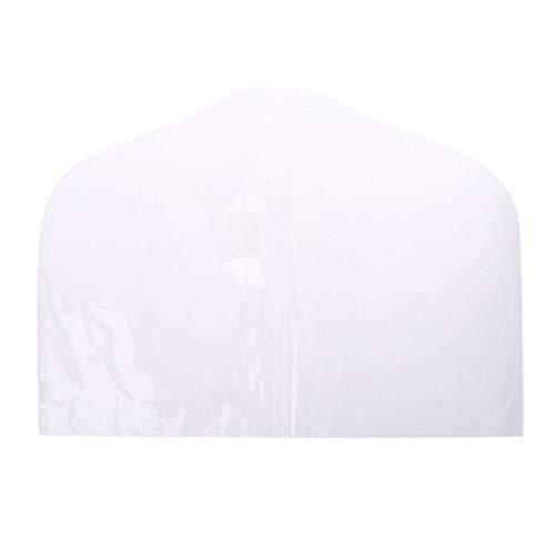 Kleding Covers - PVC Duidelijke Kleding pak Garment Stofdichte Cover Transparante Opbergtas Beschermer Waterdichte Luandry - Beschermt Covers Closet Plastic Opslag Suits Kleding 4