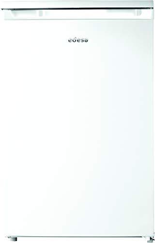 Edesa | Frigorífico Modelo EFS-0811 WH/A | Capacidad neta (l): 130 | Eficiencia Energética F | Regulación Mecánica de Temperatura | Puerta Reversible