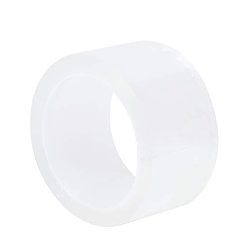 VENVEN 防カビテープ 防水テープ 補修テープ のり残らず 繰り返し 防水 防油 防カビ 汚れ防止 強力 透明 洗濯可能 多機能 台所 キッチン バスルーム 浴槽まわり ベランダ 洗面台用など
