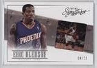 Eric Bledsoe #4/20 (Basketball Card) 2013-14 Panini Signatures - Film - Onyx #21