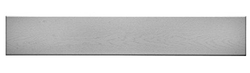 DECOSA Deckenpaneele AP 306, lichtgrau, 10 Packstücke à 12 Paneelen 100 x 16,5 cm (= 20 qm)