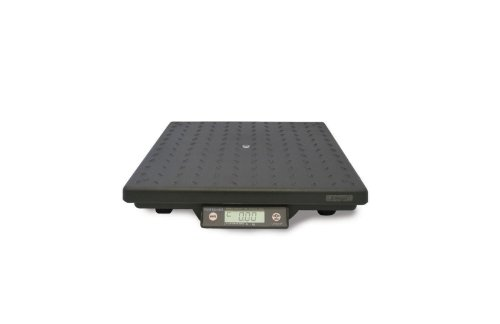 Fairbanks Scales 29824 Ultegra Flat Top Parcel Shipping Scale, 14' Length, 14' Width, 2.4' Height, 150 lbs Capacity