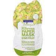 Freeman Star Fruit Purifying Facial Paper Mask