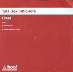 Tata Box Inhibitors - Freet (Disc Two) - Hooj Choons