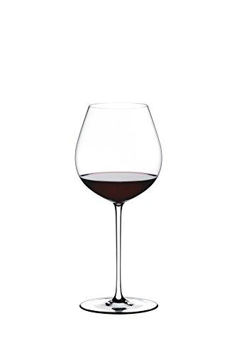Riedel Fatto A Mano Old World Weinglas Spätburgunder weiß