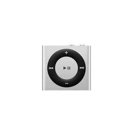 Apple Ipod Shuffle 4 Generation Silber 2gb Neu Elektronik
