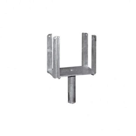 Haltekopf für Schalungsstützen, verzinkt Rohr ø 38mm (10192-2)