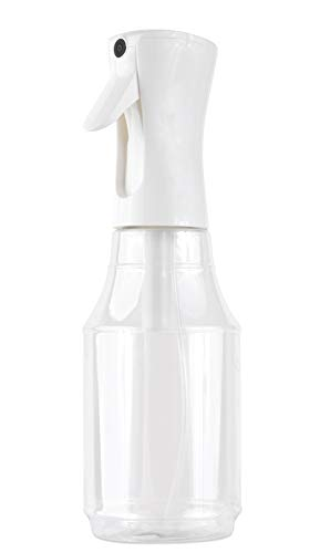 Beautify Beauties Flairosol Hair Spray Bottle – Ultra Fine Continuous Water Mister for Hairstyling, Cleaning, Plants, Misting & Skin Care (24 Ounce)