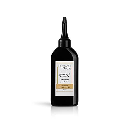 Gel colorante temporaneo biondo dorato, 100 ml