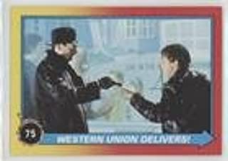 Western Union Delivers! (Trading Card) 1989 Topps Back to the Future Part II - [Base] #75