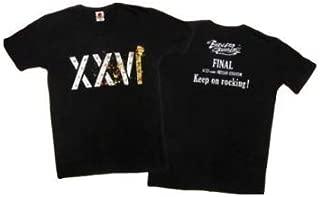 B'z Tシャツ 【Mサイズ】LIVE-GYM Pleasure 2013 ENDLESS SUMMER